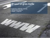 Drupalcamp Nantes - Optimisations d...