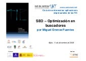 SEO - Optimizacion en buscadores