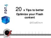 20 x Tips to better Optimize your F...