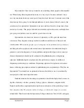 Optometrist career essay