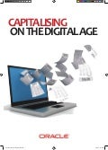 Oracle: Capitalising On The Digital Age
