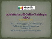 Oracle fusion adf online training i...