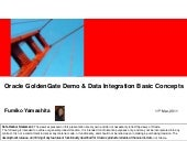 Oracle GoldenGate Demo and Data Int...