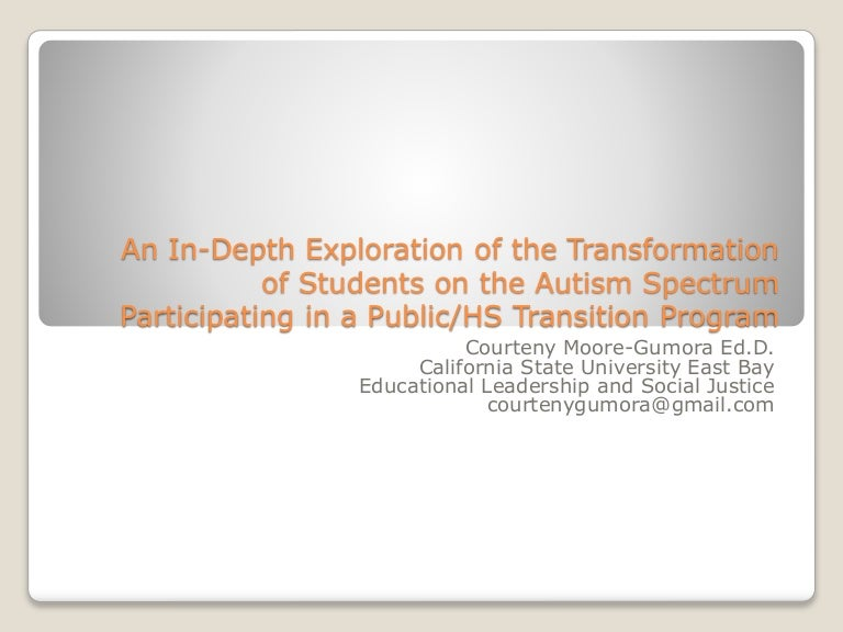 Dissertation powerpoint