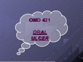Oral ulcers(collection)