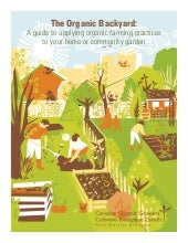 The Organic Backyard: A Guide To Ap...