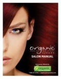 Organic color systems hair color technical manuall 2011