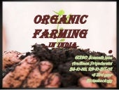 Organic food vs commercial poison b...