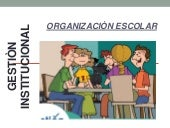 Organizaciòn educativa