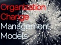 Organization change mgmt models