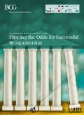 Organisations of the Future - Flipping the Odds for Successful Reorganisation (May 2012)