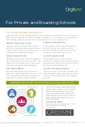 OrgSync for Private and Boarding schools