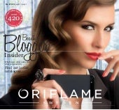 Oriflame Catalogue July 2013