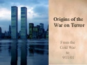 Origins of the War on Terror
