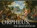 Intro to Orpheus Greek Myth