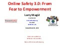 Online Safety 3.0: From Fear to Empowerment