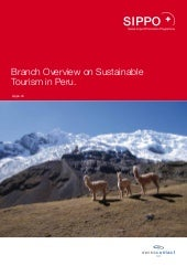 Branch Overview on Sustainable