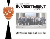 Osig Annual Report 2009