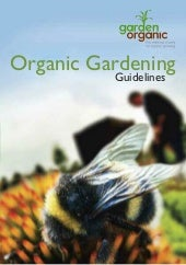 Organic Gardening Guidelines Manual