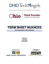 Otaf term sheet nuances (jul 24 2011)