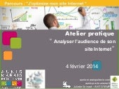 Analyser l'audience de son site Int...