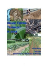 Organic Farming Technology