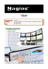 OTechs Network Monitoring (Nagios) Training Course