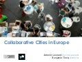 Collaborative Cities in Europe | LeWeb London 2013