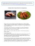 Top 5 Tips When Purchasing a BBQ