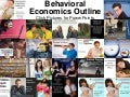 Outline for Behavioral Economics Course Component