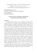 Outplacement - Barriers and Challenges of Implementation by Small and Medium-Sized Enterprises in Poland