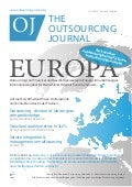 Outsourcing EUROPA - special edition of the Outsourcing Journal (German/English)