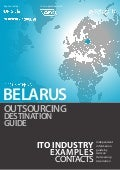 """Outsourcing Guide to Belarus"" (2014)"
