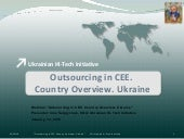 Outsourcing to Ukraine. Country Ove...