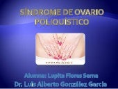 Ovario poliquistico
