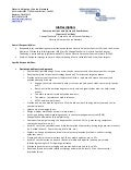 OVCN CTW Communications & Outreach Coordinator role 2013