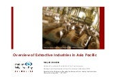Overview of Extractive Industries i...