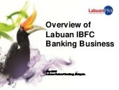 Overview of ibfc banking biz