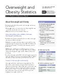Global Medical Cures™ | Overweight and Obesity Statistics (USA)