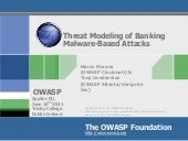 Risk Analysis Of Banking Malware At...