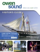 Owen Sound Visitor Guide 2013 | Gre...