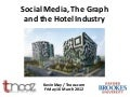 Social Media, The Graph and the Hotel Industry