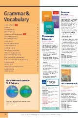 Oxford Grammar And Vocabulary