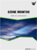 Ozone Monitor by ACMAS Technologies Pvt Ltd.