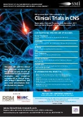 Clinical Trials In CNS