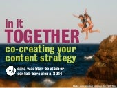 Co-Creating Your Content Strategy