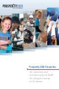 2013 Prosperity 2020 Business Prospectus