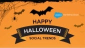 Halloween 2014 Social Trends and Insights