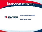 Pacer International, Inc. video