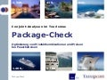 Package Check - Conjoint-Analysen im Tourismus